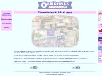 Osborne Stationers - art and craft pages