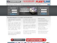 crashrepairs.co.uk Take me to the Bodyshop, Take me to Servicing & MOT's..., Fleetline Coachworks Ltd
