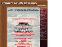 Crawford County Speedway - Racing Every Saturday Night at 7:30 pm