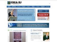 CREA-RJ - Conselho Regional de Engenharia, Arquitetura e Agronomia do Rio de Janeiro