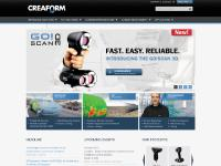creaform3d.com Career Opportunities, Language, English