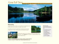 Creag Ard House Aberfoyle Stirlingshire Scotland