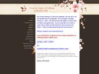 Creative Cakes of Cullman  (256)347-3581 - Home
