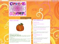 Dinner in a pumpkin, Glenda Propst, Creative Nanny Posts from April and May, 6:01 AM