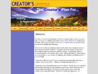 creatorslifestyle.com lifestyle, creator, health