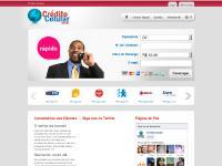 CreditoCelular.com - Sua loja de recarga na internet