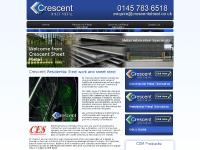crescentsheet.co.uk industrial, commercial, residential