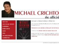 Welcome to MichaelCrichton.com