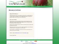 cricportal.co.uk