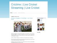 crictime.net.in 2:36 AM, 0 comments, Test Match