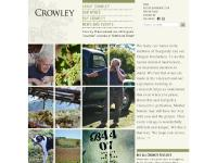 crowleywines.com Crowley Wines, Our Wines, Buy Crowley