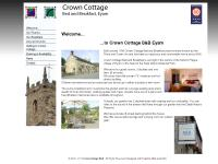 Crown Cottage B&B, Eyam. A four star bed and Breakfast in the Peak District