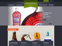 Croxsons: suppliers of glass bottles, jars and closures