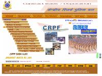 crpf - CENTRAL RESERVE POLICE FORCE, Ministry of Home Affairs, Government of India