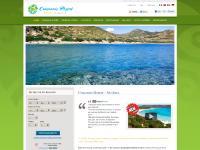 cruccurisresort.com hotel in villasimius, beach hotel Sardinia, cruccuris resort