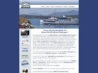 M/S Mount Washington on Lake Winnipesaukee, NH