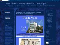 Carlos Souza - Consultor Imobiliário -Porto Alegre