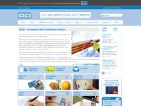 CSCS - Construction Skills Certification Scheme