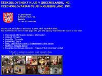 csklubqld.org.au Události / Events, Kontakty / Contacts, Nástěnka / Notice board
