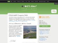 CSLA-AAPC Congress 2010