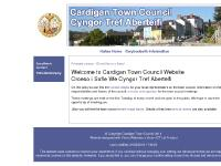 Cardigan Town Council - Home