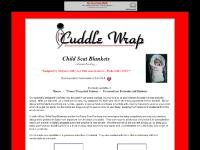Cuddle Wrap Child Seat Blanket