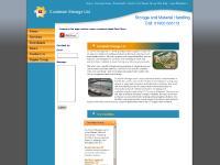 Cumbrian Storage Ltd: Home