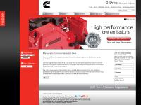 cumminsgdrive.com generator set applications, oem generator engines, generator engine companies