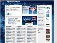 Sök cup, Beställ, KB65 väljer CupOnline, Nytt anmälningsformulär