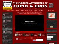 Home - The Further Adventures of Cupid | Eros