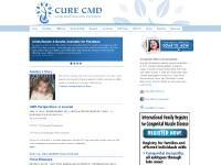 Cure CMD | Cure CMD provides Congenital Muscular Dystrophy resources, information,