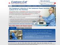 Custom-Cal Photonics / Optical Instrument Repair and Calibration Specialists