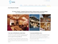 Morzine Chalets with Custom Breaks