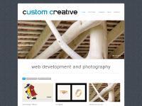 Web Development & Photography from Custom Creative