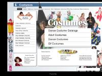 Dance Costumes, Theatre Costumes, Christmas Costumes, Santa Suits