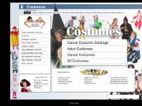 Dance Costumes, Theatre Costumes, Christmas Costumes, Santa Suits