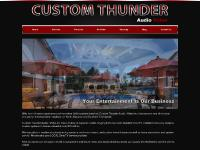 - Custom Thunder Audio Video Inc. - Home