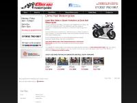 Used Motorcycle Sales in Doncaster, South Yorkshire - Chris Hall Motorcycles