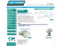 cvnvooner.com CVN Systems, Nash Oscillator, Nash Shower Driver