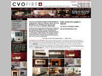Contemporary Fireplace, Flueless Gas Fires, Ethanol Bespoke Balanced Flue CVO UK