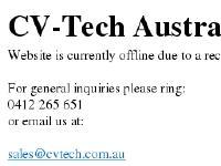 CV-Tech Australia's