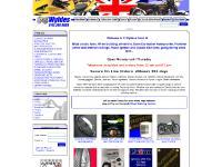 cwylde.co.uk DavidaHelmets,Davida Jet,Wyldes Motorcycles