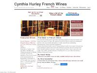 Cynthia Hurley French Wines | The best of artisanal French wines from all regions