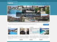 Luxury 2 bedroom penthouse apartment in Tersefanou, Cyprus