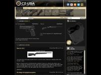 NEWS/PRESS, LINKS, CZ-USA SPOKESMEN, CZ P07 DUTY