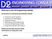D2 Engineering : Computer Control Systems & CAD Solutions