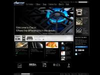 Dacor Kitchen Appliances: Luxury Wall Ovens, Ranges, Cooktops And More