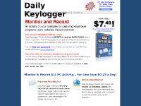 Buy Daily Keylogger Now!, Record All Passwords, Order Today and Get INSTANT DOWNLOAD!, Features