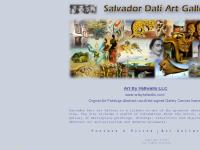 Salvador Dali Art Gallery • Paintings, Drawings, Photos, Videos, more...