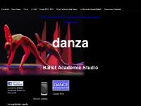 Dance it! sito del Ballet Academic Studio a.s.d.